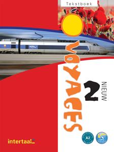 Voyages 2 - nieuw tekstboek